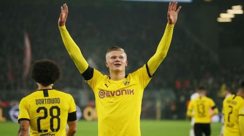 Borussia Dortmund : Erling Braut Håland a encore bluffé tout le monde