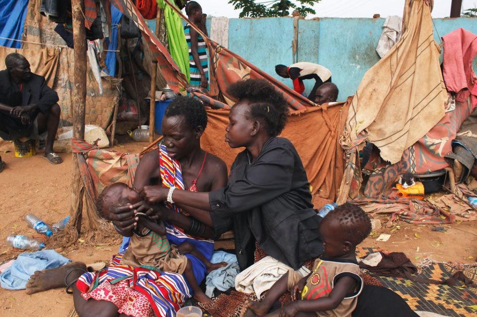 Le Soudan du Sud lance une campagne pour protéger 2,5 millions d'enfants contre la rougeole