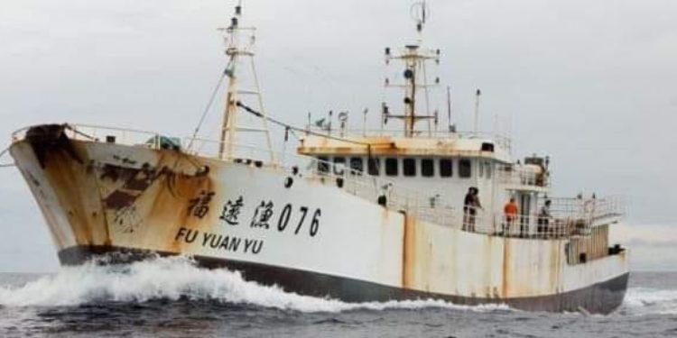 Comment les navires « Fu Yuan Yu » pillent les eaux sénégalaises