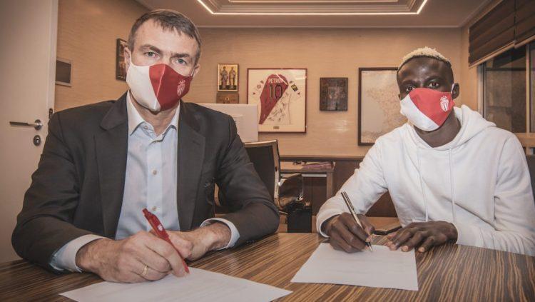 Officiel ! Krépin Diatta vient de s'engager avec l'AS Monaco