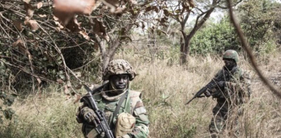 CASAMANCE : L'ARMÉE MET LA MAIN SUR DES DOCUMENTS «TOP SECRET» DU MFDC