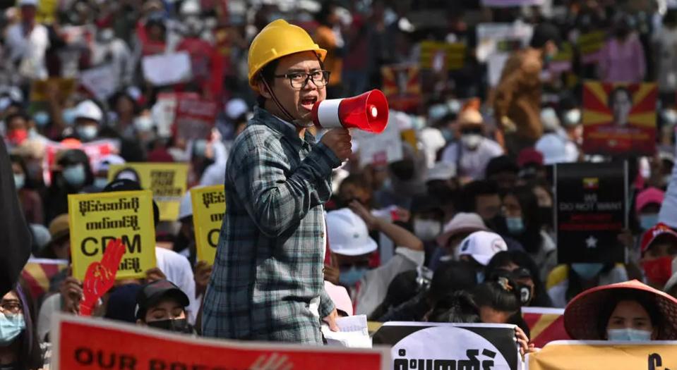 Birmanie: le mouvement de désobéissance civile appelle à ne pas baisser les bras