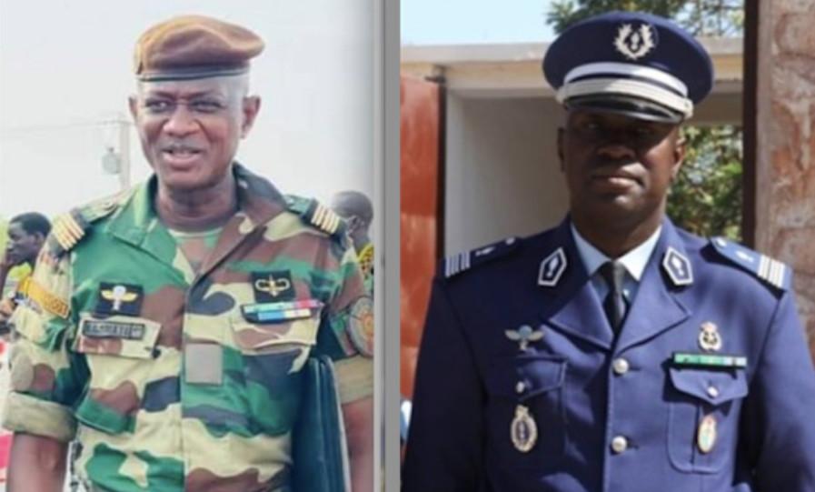 Nominations : Daouda Diop et Meissa Cellé Ndiaye, deviennent des généraux