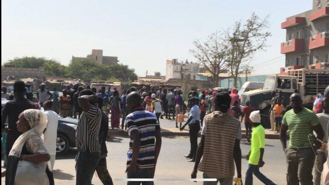 Femme Sauvagement agr*ssée et t*ée à Pikine Guinaw Rail : le récit glaçant des témoins « terrifiés »