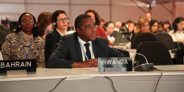 Vincent Biruta : « Aucun projet rwandais de balkanisation de la RDC n'a jamais existé »