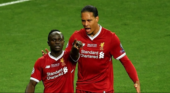 Sadio Mané dans le top 5 des meilleurs joueurs