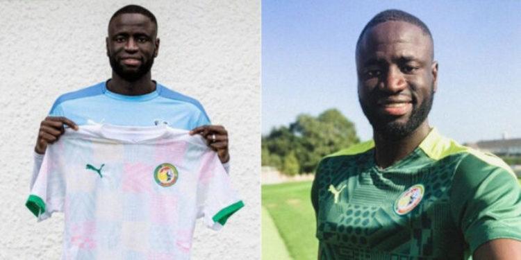 Voici les nouveaux maillots de l'équipe nationale du Sénégal