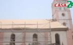 CATHÉDRALE DE ZIGUINCHOR : SOULEYMANE NDIAYE SG S2D ASSURE L'ENGAGEMENT DU PRÉSIDENT MACKY