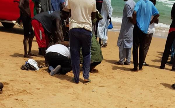 Noyade à Thiaroye sur mer : Le corps d'un jeune retrouvé, deux autres portés disparus