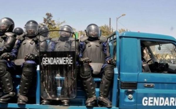 Tambacounda - Interdiction de jouer au football : Des jeunes en colère s'attaquent aux locaux de la gendarmerie et blessent 2 pandores