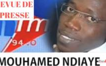 REVUE DE PRESSE RFM du Samedi 22 FEVRIER 2020 avec Mohamed Alimou Ba
