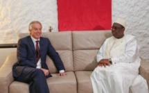 Reçu par Macky Sall hier : Tony Blair a ouvert son institut à Dakar