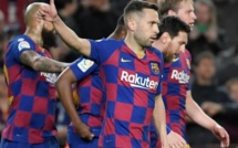 Coronavirus : Les joueurs du FC Barcelone cèdent 70% de leurs salaires