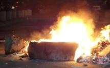 Émeutes du couvre-feu : Un manifestant entre la vie et la mort à Kaolack