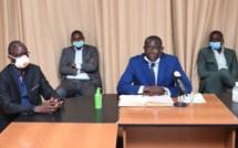 Réunion comité d'urgence de la FSF : Vers une reprise des championnats avant novembre, le chantier du stade Demba Diop en bonne voie…
