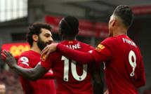 Sadio Mané : « J'ai de la chance de jouer aux côtés de Salah et Firmino »