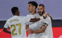 Liga : le Real Madrid poursuit sa belle série contre Alavés