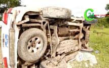 TOBOR : Un accident de la circulation fait 1 morts et des blessés