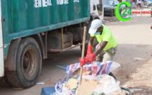 Ziguinchor, lendemains Tabaski  : UCG nettoie la capitale du Sud