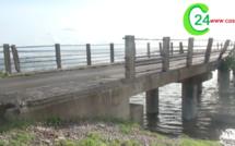 L'état de délabrement du pont de Diouloulou, inquiète les populations.