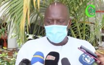 Oussouye : Cérémonie des élus sur les enjeux de la politique économique territoriale dans le cadre de l'intercommunalité.
