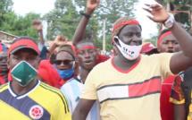 Sidian : Absence de Route, les habitants manifestent leur colère