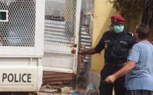 ZIGUINCHOR : Non respect du port de masque, 50 personnes interpellées