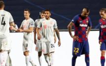 Ligue des Champions: l'humiliation suprême du Barça en 1/4 de finale