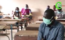 Ziguinchor : Le Gouverneur visite les centres d'examen