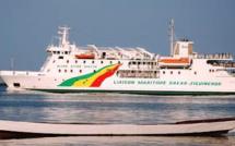 Dakar - Ziguinchor : Le bateau Aline Sitoé Diatta reprend ses rotations