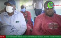 Ziguinchor : Les jeunes de UCS répond sévèrement a Ousmane Sonko