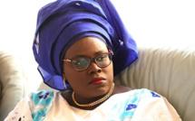 COVID 19 : Assome Aminata Diatta ministre du commerce et des PME salue les mesures de l'état pour amortir le choc économique dans le secteur du commerce.