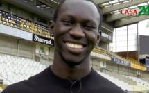 Franck Kanouté , un milieu terrain qui tape à la porte de l'équipe nationale