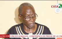 LITIGE FONCIER A NIAGUIS : LIBERATION DES JEUNES DE BARAFF