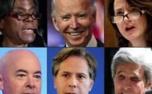 Etats-Unis: Joe Biden annonce les premiers noms de la future équipe dirigeante