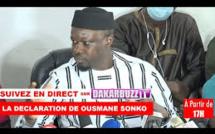 Sonko va-t-il déférer à la convocation du juge? Suivez sa déclaration