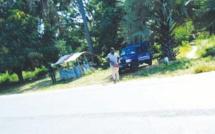 Litige foncier à Kanténe : La gendarmerie empêche les journaliste de couvrir la manifestation..