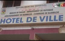 PROJET DE REDÉCOUPAGE DE LA RÉGION DE DAKAR:Bambilor étale sa colère, le maire tire sur Oumar Guèye